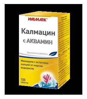 КАЛМАЦИН С АКВАМИН ТАБЛ. Х 100/30 ВАЛМАРК