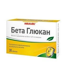 БЕТА ГЛЮКАН ВАЛМАРК ТАБЛ. Х 30 ВАЛМАРК