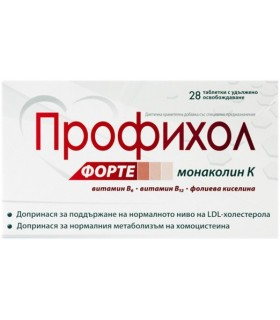 ПРОФИХОЛ ФОРТЕ ТАБЛ. Х 28