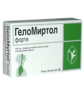 ГЕЛОМИРТОЛ ФОРТЕ капс. 300 мг. * 20