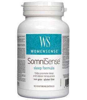 СомниСенс Формула за сън WomanSense x 90 V капс.