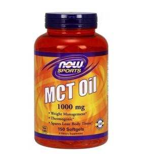 MCT oil 1000 мг х 150 капс.