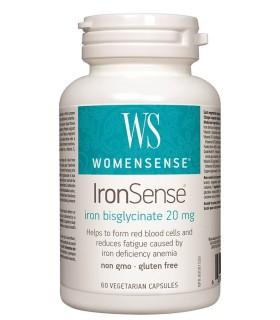 Айрън Сенс Желязо WomenSense х 60 V капс.