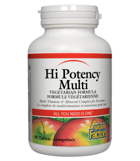 Hi Potency Multi табл. х 90 Natural Factors